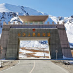 xinjiang, china: khunjerab pass