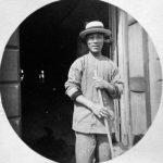 Chinese immigrant_ BC_1885 – Credit to Library and Archives Canada C-064764