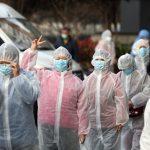 CHINA WUHAN SARS-COV-2 TESTING