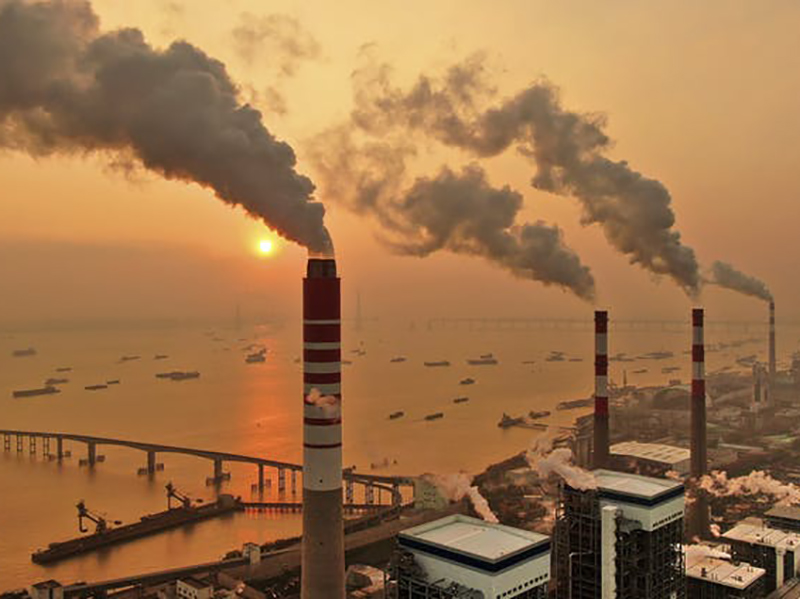 coal power stations in China
