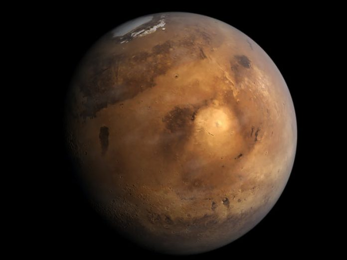 How Mars became the prize for the new space race