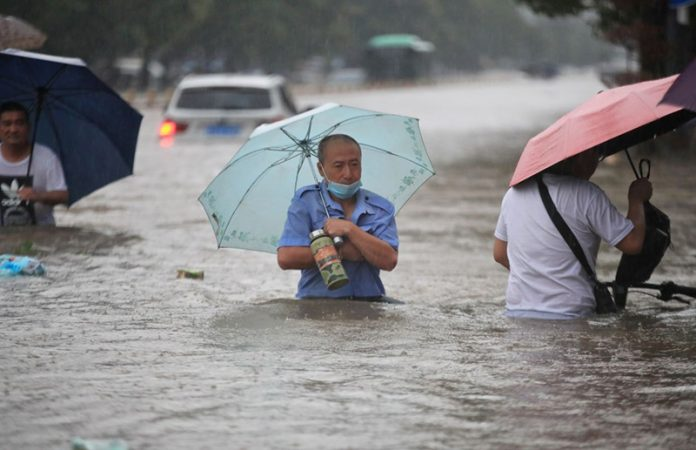 Extreme events in China