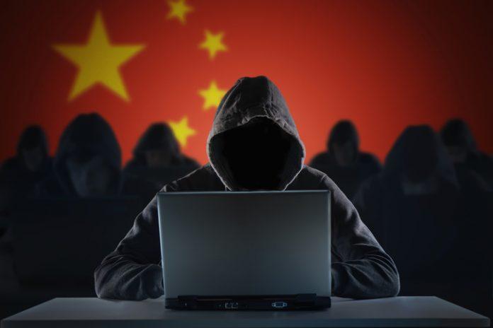 Cyberattacks in China