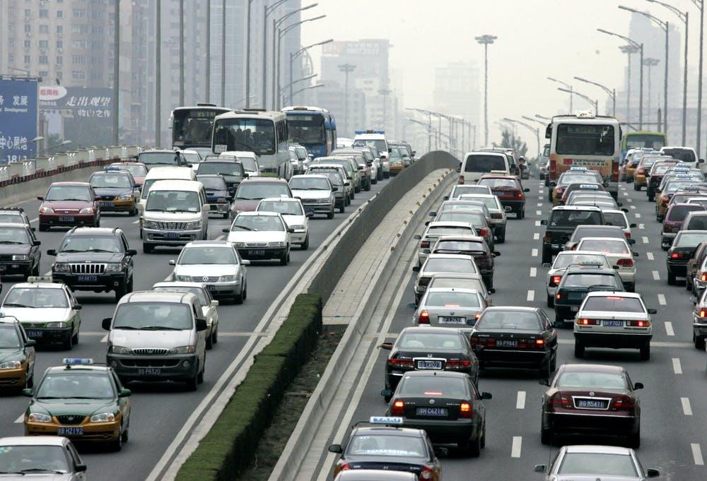 Beijing Rush