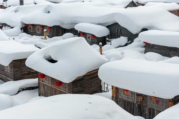Roofs - Snow